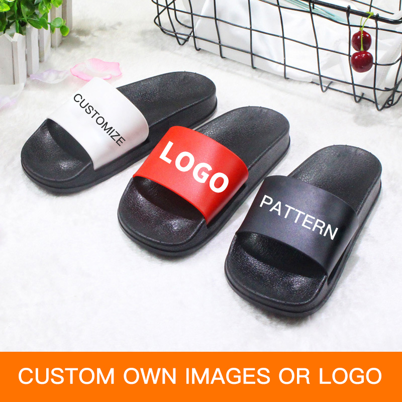 Other Customized Mens Flipflops French Bulldog Print Male Summer Beach Anti-slip Slippers Zapato Home Adult Outside Casual Flip Flop Reputation First