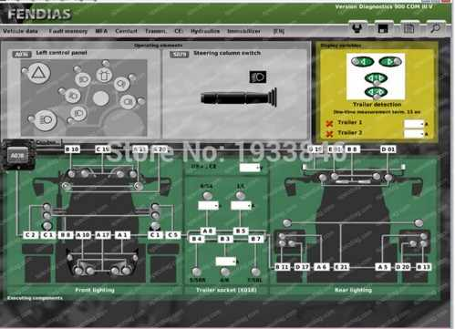 Detail Feedback Questions about FENDT DIAGNOSTIC KIT (CANBOX) on