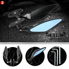 Motorcycle accessories Rearview Mirror Motobike side For HONDA NC750X NC 2017 2018 750X NC750 X