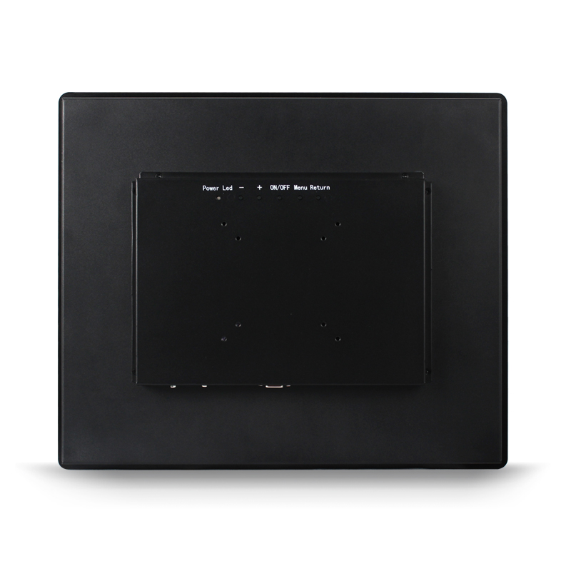 19 Inch Android A10 Touch Screen Embedded Industrial Rugged Panel PC All