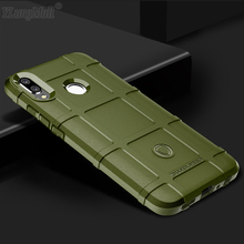 Armor Phone Case For Huawei Y9 2019 Y6 Y7 Pro Prime P Smart Plus Z Nova 3 4 3i Soft Rugged Shield Shockproof Cover
