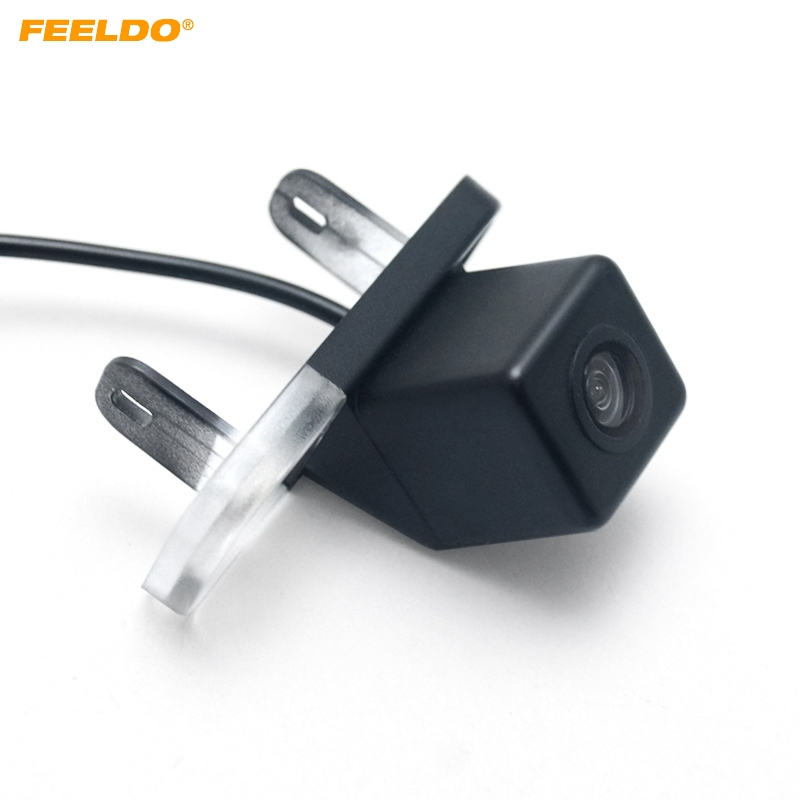 FEELDO 1Set Car Rear View Camera For Mercedes Benz C W203 E W211 CLS Class 300 W219 W209 Backup Reverse Assist #AM5070