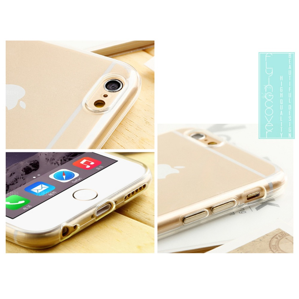 Coque Back To The Future Clear Soft TPU Silicone Phone Cover for iPhone X 7 8 Plus 5S 6 6S Plus 5 SE 5C 4S iPod Touch 6 5 Case