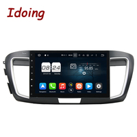 Idoing 10 1 8 Core 2G 32G 2 Din Steering Wheel For Honda Accord Android 6