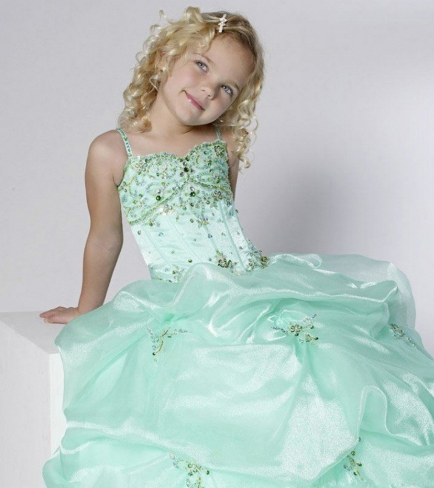 Cute Girls Pageant Dresses for Little Girls Gowns Ball Gowns ...