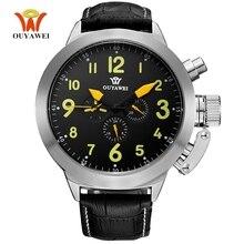 2017 Relogio Masculino OYW Brand Man Automatic Watch Mechanical Watch