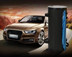 Nieuwe type smart auto cover, Automatische auto cover met Afstandsbediening, snel en handig om uw auto te beschermen