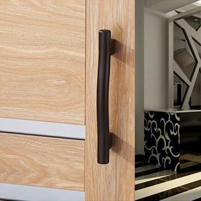 Ausgezeichnet Küchenschrank Hardware Schwarz Bilder - Küchenschrank ...