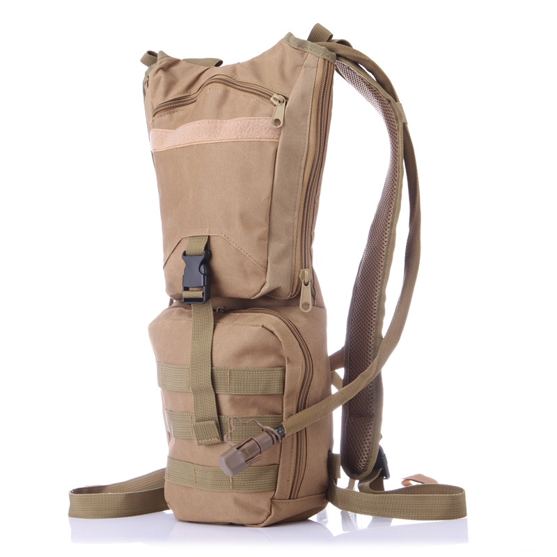 Hot Water Bag Outdoor 3L Hydration Backpack Camel Back Cycling Bicycle Water Bladder Bag Drinking Bag Camping Hiking Water Bag outdoor camping hiking survival water filtration purifier drinking pip straw army green