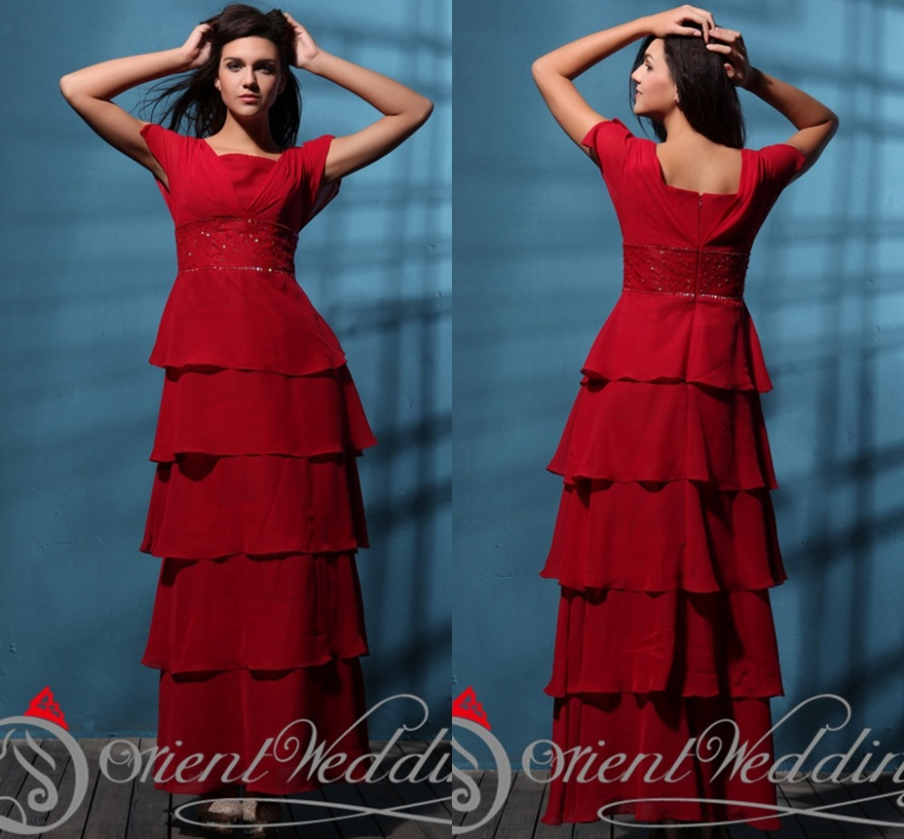 Amazing Red Dress Party Seattle Pattern - All Wedding Dresses ...