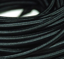 Free shipping 8meters Fabric Cable cord for Vintage Pendant light Electrical wire 110/220V Decoration lamp Cables