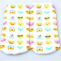 Симпатичные 3D Носки Красоты Короткие Женщин Носки Печатные Смешные Носки Женские Хлопок Носок