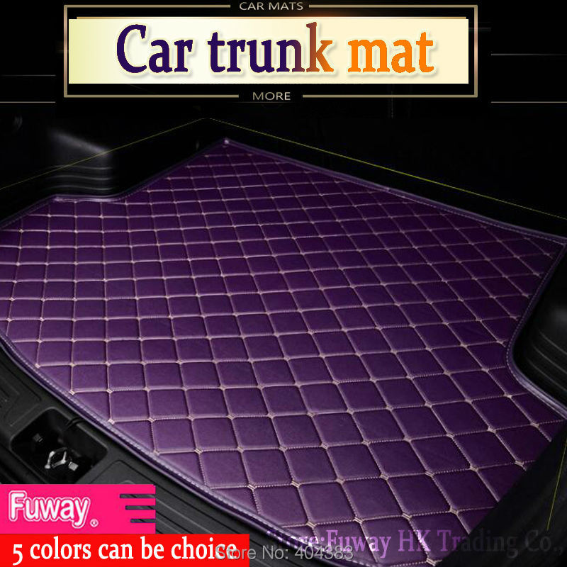 Custom fit car trunk mat for Jeep Grand Cherokee Wrangler Commander Compass Patriot 3D car-styling heavyduty carpet cargo liner custom cargo liner car trunk mat carpet interior leather mats pad car styling for dodge journey jc fiat freemont 2009 2017