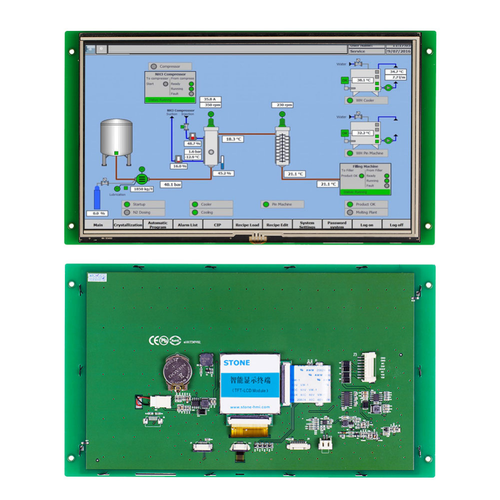 10.1 Touch Screen TFT Widely Used In Industry10.1 Touch Screen TFT Widely Used In Industry