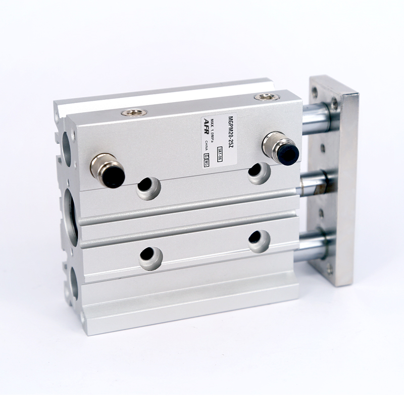 smc type Thin cylinder with rod MGPM25 20 25 30 50 75 100 125 150 Three axis three bar Pneumatic components Guide cylinder in Pneumatic Parts from Home Improvement