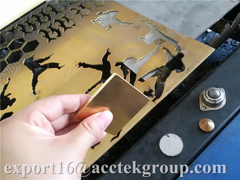 CNC laserová výroba 500w 1000w 2000w Chráněné mini laserové - Zařízení na obrábění dřeva - Fotografie 6