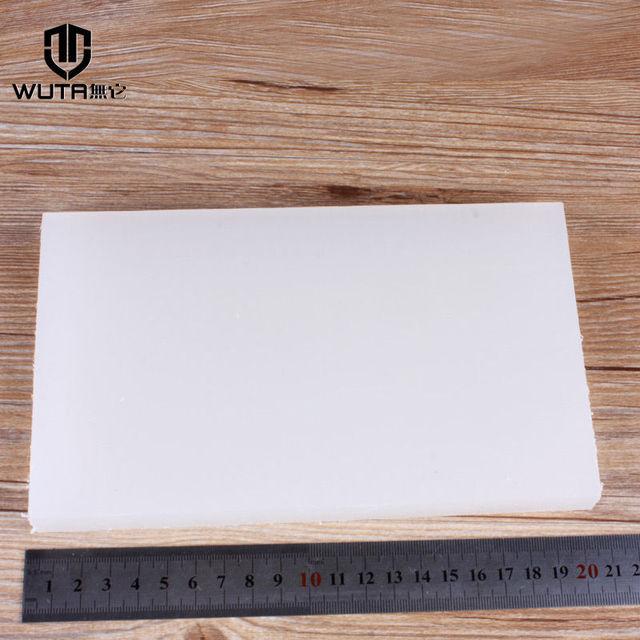 WUTA 20 x 12 cm High Quality PVC White Cutting Board 1