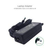 Original 45W 19.5V 2.31A 4.5*3.0mm blue tip AC Adapter Charger for HP ELITEBOOK 725 G2 740015 003 741727 001 HSTNN DA40