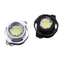 Brand NEW 2Pcs Waterproof Car DRL LED Eagle Eye Light 10W Car Fog Daytime Running Light