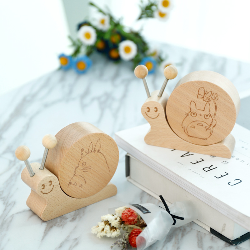 Aliexpress Com Buy Home Utility Gift Birthday Gift Girlfriend Gifts Diy From Reliable Gift Diy: Aliexpress.com : Buy Cute Pastoral Snail Music Box Home