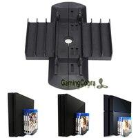 Noir Vertical Support à Mont Cradle Dock Pour Playstation 4 Slim Pro PS4 Nouveau