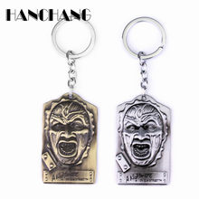 Film horor A Nightmare on Elm Street Freddy 3D Iblis Jason Anjing Tag Pendans Keychain Tombol Cincin Rantai Unisex aksesoris(China)