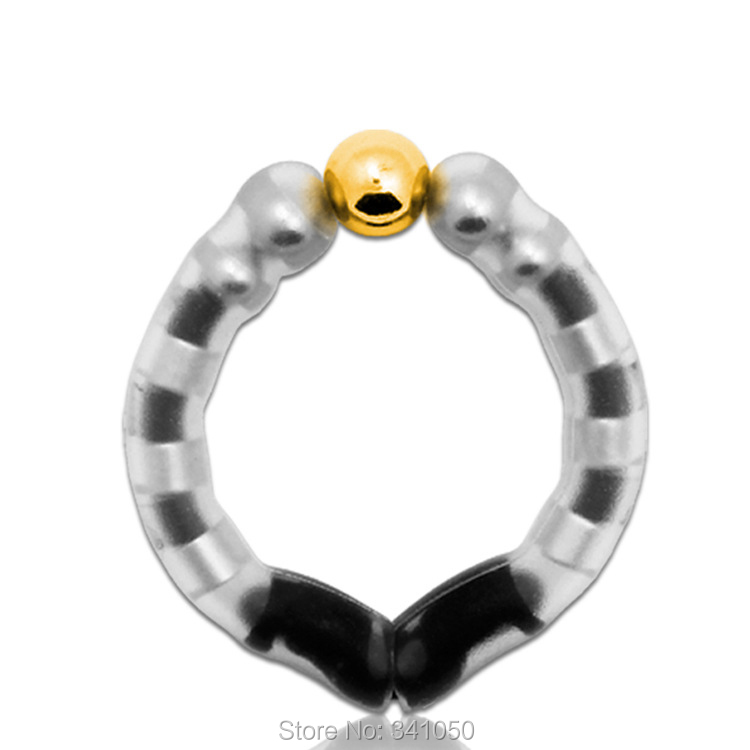 Sex toys for man Joker Magnetic Cock Ring False Phimosis Retarder Penis Rings for delay Sex products Cock ring