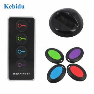 Image 2 - Kebidu 4 في 1 المتقدمة مكتشف المفاتيح اللاسلكي عن بعد مفتاح محدد الهاتف محافظ مكافحة خسر مع وظيفة الشعلة 4 استقبال و 1 قفص الاتهام