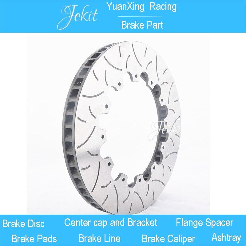US $158 4 |Jekit brake rotors 330*28mm for mitsubishi l200 for Ap Racing  JK9200/JK5200/JK5040 brake kit-in Caliper & Parts from Automobiles &