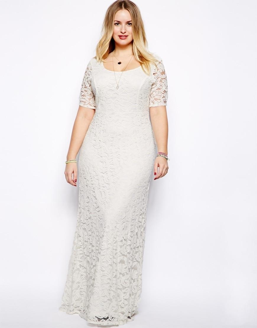 Evening dress xl size