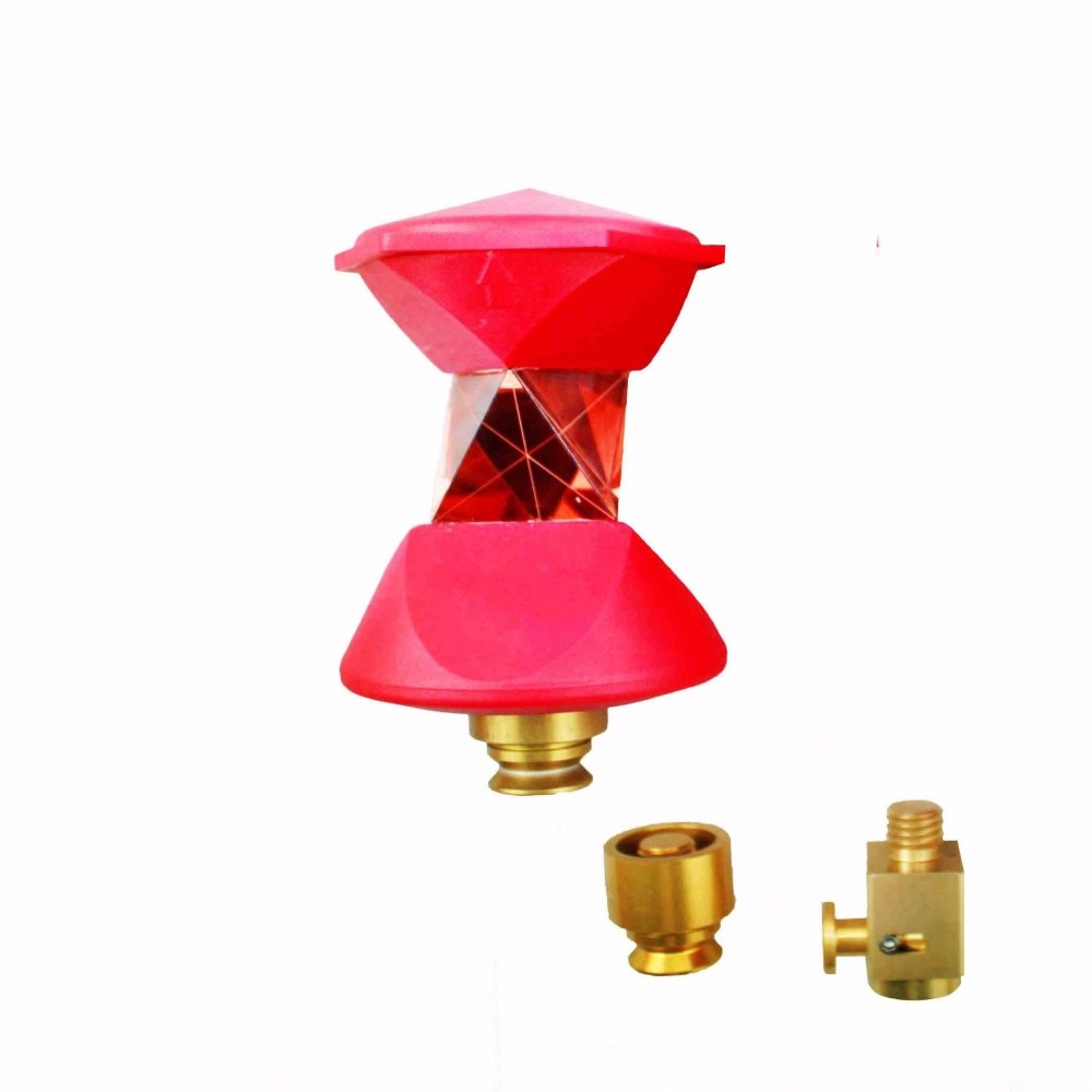 NEW 360 Degree Reflective Prism for Robotic Total Station Lei-ca style or 5/8
