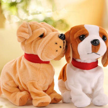 Cute!!! Electronic Pet Toys Funny Lovely Sound Control