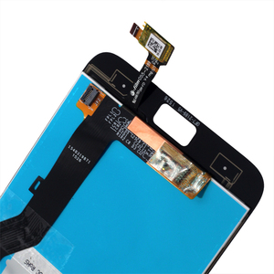 Image 5 - 100% tested for Lenovo ZUK Z1 LCD + touch screen digitizer components for Lenovo zuk z1 LCD screen mobile phone accessories+Tool