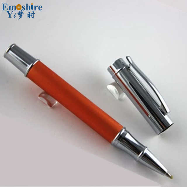High Quality Roller Ball Pen Metal Ballpoint School Office Stationery Clic Luxury Executive Yi99