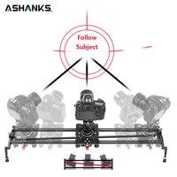Ashanks 60cm 4 Bearings Carbon Fiber DSLR Camera DV Slider Track Video Stabilizer Rail Track Slider