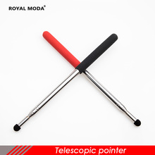 Professional touch whiteboard pen High quality felt head 1.2meter 47in stainless steel telescopic teacher pointer r20 vision r20 touch