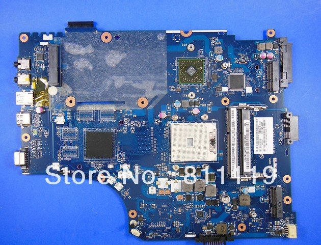 MBBUX02001 MB BUX02 001 AMD integrated laptop font b motherboard b font for 7560G 7560 P7YE5