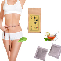 Natural Medicine Herbal 30 Bags Burning Fat Conditioning Weight Loss Tea Health Care Products Slimming Detox