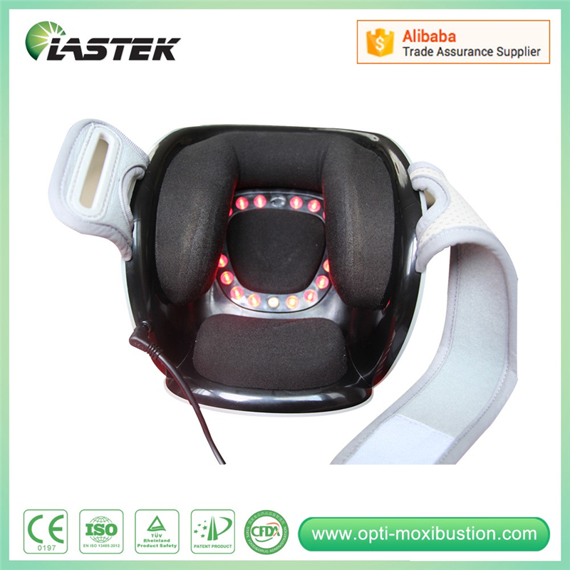 portable Knee Massager with heating laser therapy equipment for knee pain relief knee pain when bending knee personal massager laser pain relief pads knee