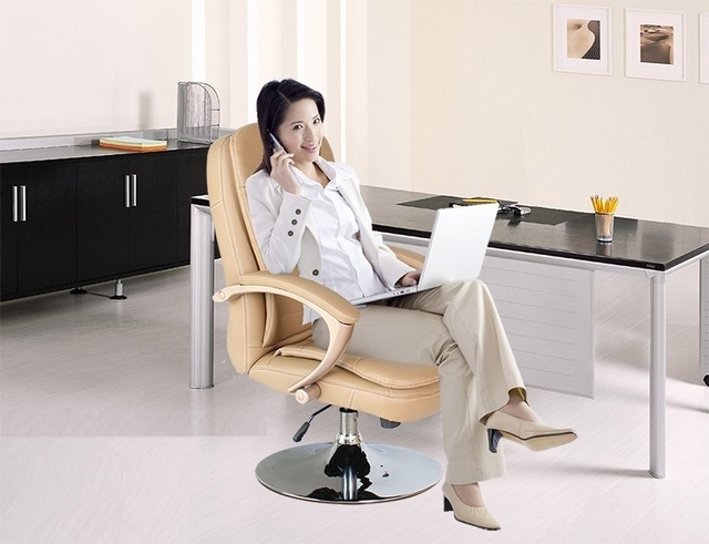 Entreprise et usine chaise de bureau atelier tabouret salon kaki