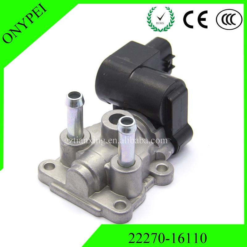 22270-16110 zawór sterujący jałowym powietrzem IACV dla Toyota Tercel Paseo Suzuki 1.6L 2227016110