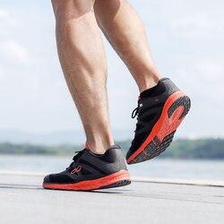 Xiaomi Mijia inteligentne buty do biegania 21 k inteligentny chip tłumienie światła oddychająca inteligentny na świeżym powietrzu buty sportowe dla człowieka kobieta 6