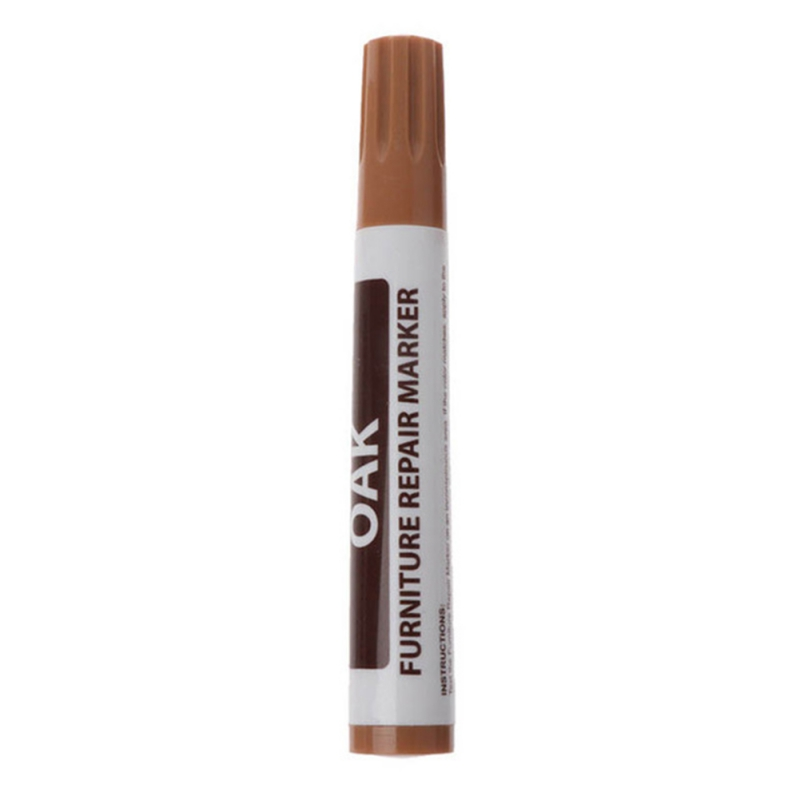 Coomir Furniture Repair Markers Paint Remover for Wooden Cabinets Table Floor Chairs Black