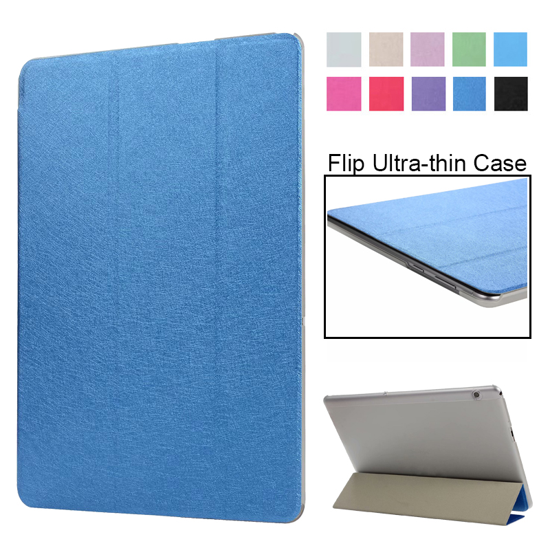 Ultra thin Cover Case For Huawei MediaPad T5 AGS2-W09/L09/L03/W19 10.1Tablet stand cover for Huawei mediapad T5 10 caseUltra thin Cover Case For Huawei MediaPad T5 AGS2-W09/L09/L03/W19 10.1Tablet stand cover for Huawei mediapad T5 10 case
