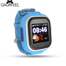 GAGAFEEL Kids Children Smart Watches GPS Tracker Touch Screen WIFI Smart Baby Watch Location Finder Device Anti Lost Monitor