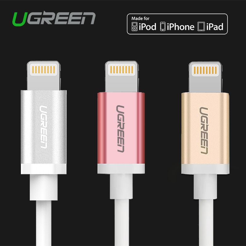Original 1M 1 5M 2M 8 Pin Data Sync Charger USB Cable for iPhoneSE 5S 5C