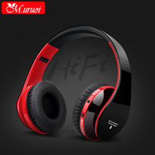 M.uruoi Sport Headset Wireless Bluetooth Earphone Headphone Earpiece Microphone Wireless Headphones For Music Hifi Casque Audio