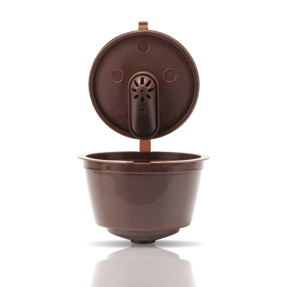 Novo Tipo Recarregáveis Dolce Gusto Nescafé Dolce Gusto Cápsulas De Café Cápsula Reutilizável Cápsulas Dolce Gusto Refil Do Filtro De Café