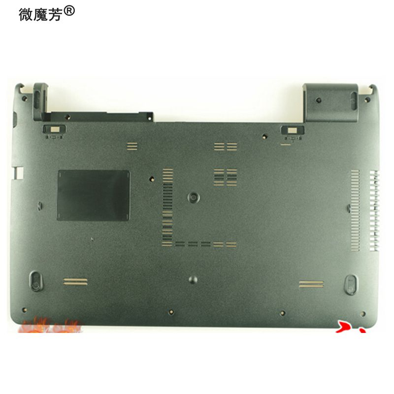 New Laptop Bottom Cover For ASUS X501A X501U X501EI X501X X501XE F501 F501A F501U
