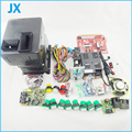 DIY arcade part Bundles Solt game kits with 9 in 1 game board coin acceptor, buttons, harness for casino slot game machine